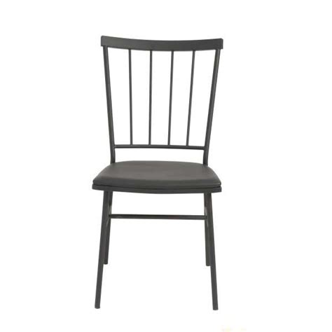 100 black dining room chairs dining side chair black estyle 100 modern chairs