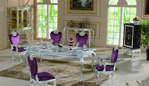 Good purple dining room chairs HD9H19   TjiHome
