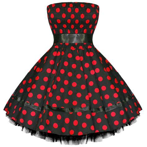 50s polka dot swing dress hearts and roses london new polka dot vintage 50s retro