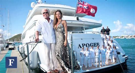 Inside A Billionaire?s 205 ft Mega Yacht ? RUF.LYF