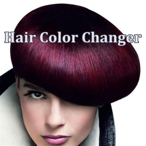 color hair changer hair color changer appstore for android