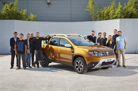 New Daster new dacia duster starts from 163 9995 autocar