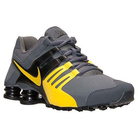 nike shox shoes nike shox yellow