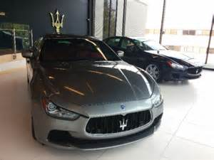 Maserati Internship Test Driving The Automotive And Sports Industries