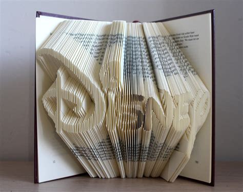 folded book art templates best quality professional