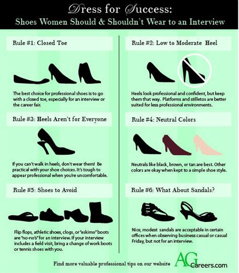In Shoes What Not To Wear On Your On by What To Wear For Impression In An For