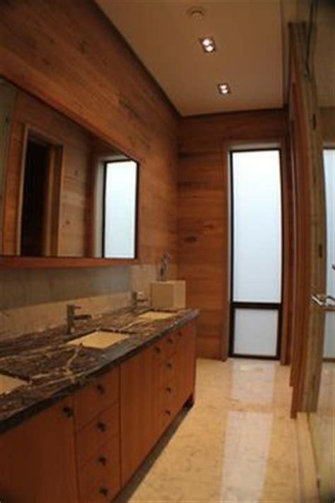 bathroom cedar walls   patio cedar walls