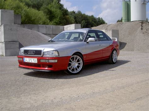 Audi B4 Tuning by Audi Audi 80 B4 Competition Hoefli Tuning Community