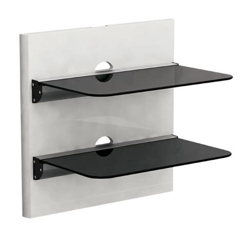 design dvd wall mount sky box shelf