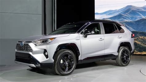 2019 Toyota Rav4 Price by 2019 Toyota Rav4 Hybrid Redesign Info Pricing Release Date