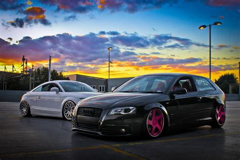 Audi A3 Tuning Teile by Audi A3 8p Facelift Tuning 7 Tuning