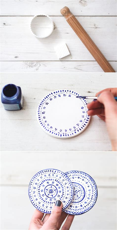 diy coasters 15 diy projects to have coasters pretty designs