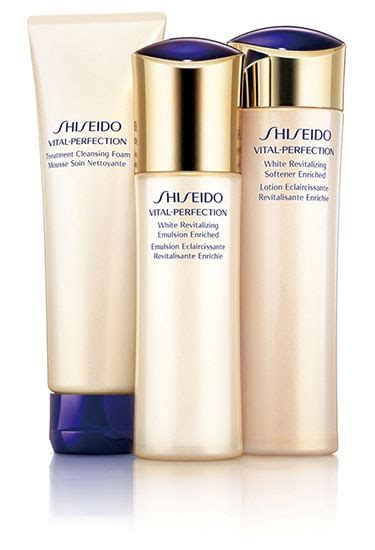 Shiseido Vital Perfection shiseido vital perfection issue247