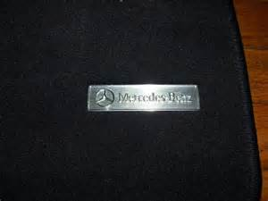 Mercedes Carpet Floor Mats With Logo F S C Class Carpet Floor Mats With Gromets And Metal