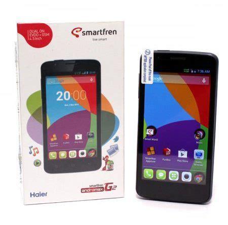 Batu Baterai Hp Smartfren G2 harga smartfren andromax g2 lengkap dengan spesifikasi