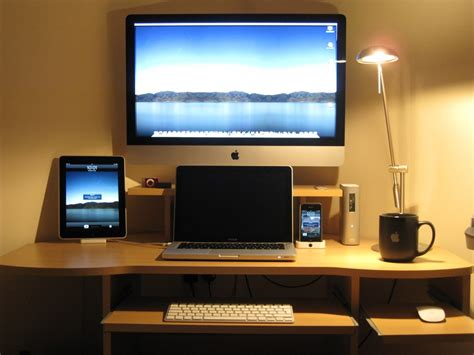 imac macbook ipod iphone setup