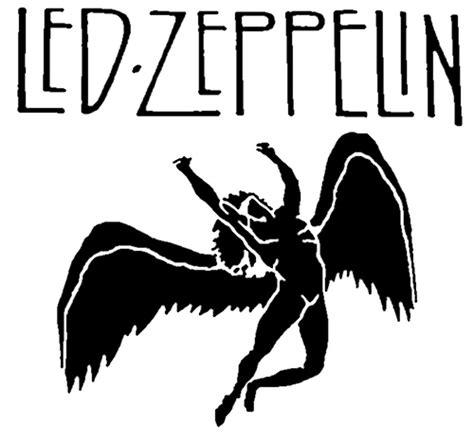 led zeppelin band logo music n more best band logos