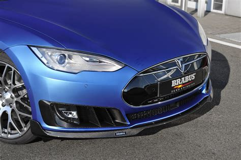 Top Speed Tesla Model S 2015 Tesla Model S By Brabus Picture 646582 Car Review