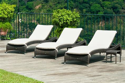 sun beds garden sunloungers and sunbeds garden trends