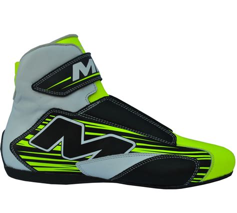 racing boots mir st evolution kart race boots zip