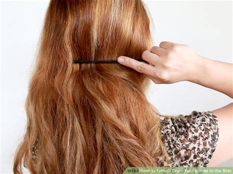 french braid bangs step by stoe how to french braid bangs step by step www pixshark com