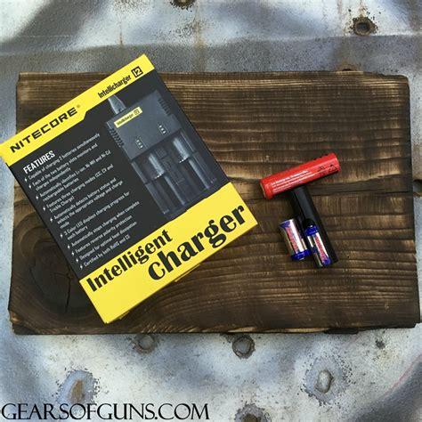 Paket Charger Nitecore I2 2pcs Baterai Ultrafire 18650 3 7v 600 T19 3 olight m1x striker review gears of guns