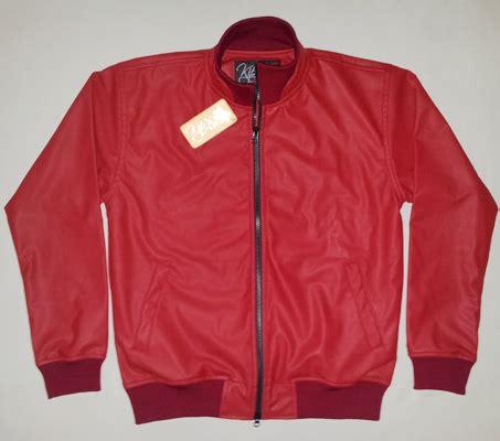 Jaket Semi Kulit Berkualitas Tinggi Menerima Preorder jaket kulit varsity bb1 jaket base jkb001 kip s style