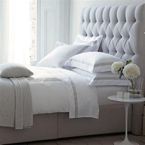 richmond bed   white company home decor