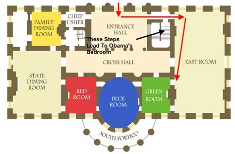who made the white house this is how far an intruder made it inside the white house
