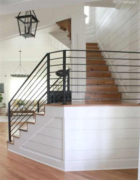quot fixer upper quot 7 house flips that will make your jaw drop best 25 railings for stairs ideas on pinterest
