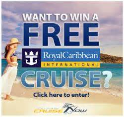Free Cruise Giveaway - first ever combination of social media and cruise vacation giveaway