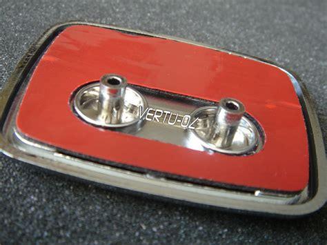 Emblem Honda Genuine Parts vertuoz emblem genuine black jdm honda rear type r decal stickers badge