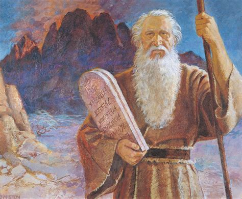 reading moses seeing jesus how the torah fulfills its goal in yeshua books commandments