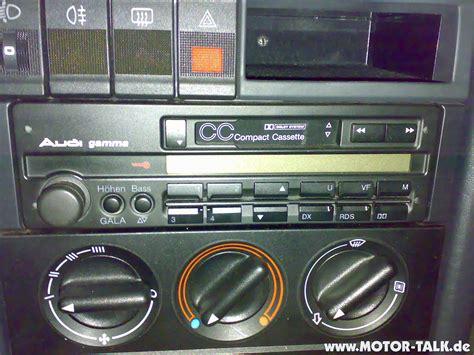 Audi Gamma audi 80 klub polska b4 pytanie do użytkownik 243 w radia