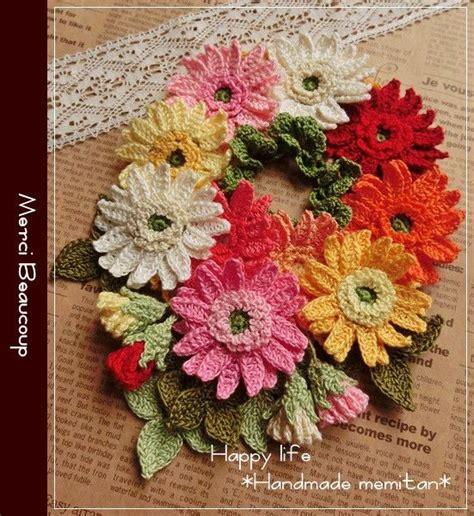 pattern bunga crochet 62 best crochet bunga images on pinterest crochet