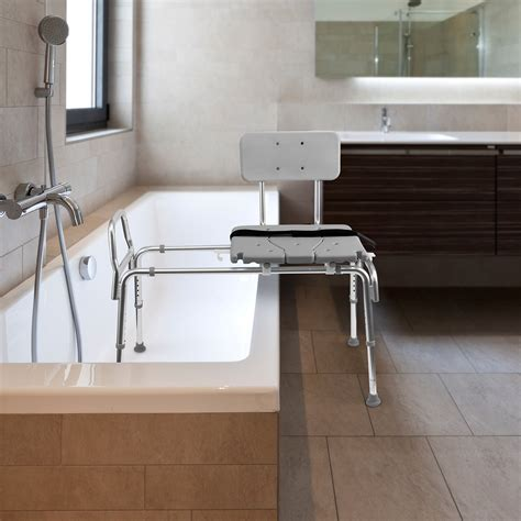 transfer benches for the bathtub duro med heavy duty sliding transfer bench shower chair
