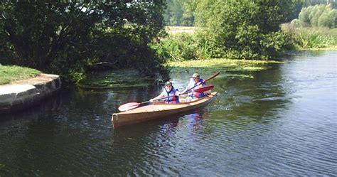 creek boat kayak mill creek 16 5 fyne boat kits