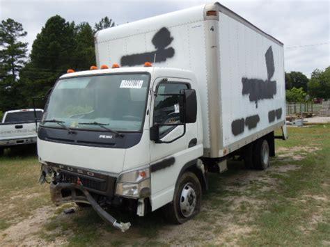 mitsubishi fuso box truck mitsubishi fuso fe180 2006 box truck used busbee s