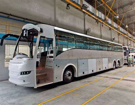 luxury bus pioneer targets future mobility solutions