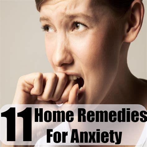 top 11 home remedies for anxiety diy find home remedies