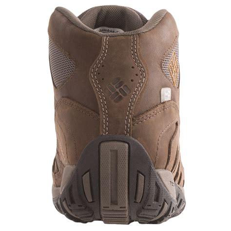 columbia sportswear peakfreak enduro mid leather outdry