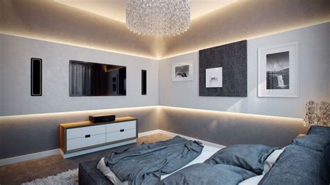 cool modern bedroom ideas contemporary german apartment design showcases a stunning