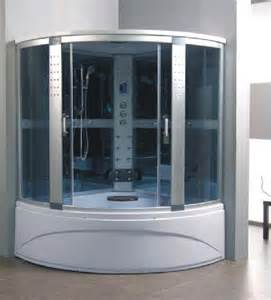 Corner Shower Bath With Screen fentro 1500mm x 1500mm corner whirlpool steam shower bath