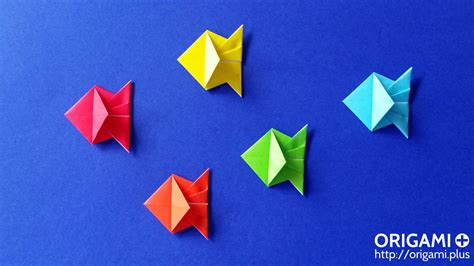 Origami Photos - origami fish
