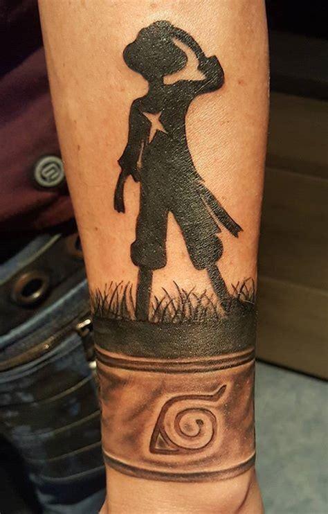 one piece tattoo rufy tatouage one piece dos