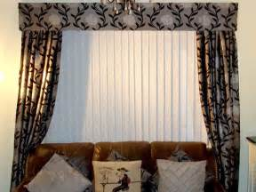 livingroom valances living room curtain drape curtain design
