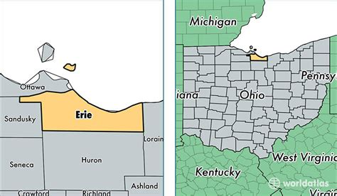 Erie County Records Ohio Average Heights In Major Countries Models Picture