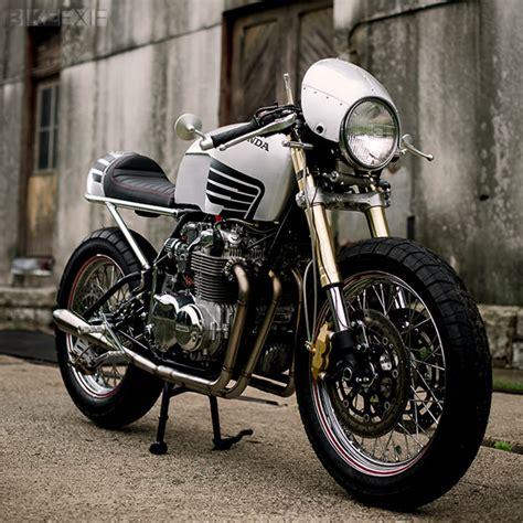 Mono Shock Scirpio Original honda cb550 by meyerbuilt bike exif