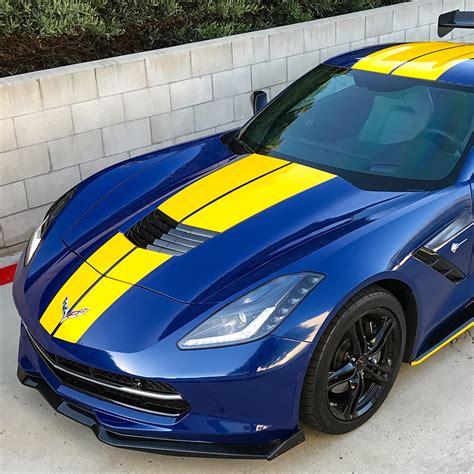 corvette c7 stripe kit 001 ki studios