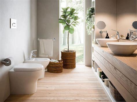 vasche da bagno legno come cambiano i bagni vasche docce lavandini e